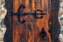 Doors,Keys,Windows and letterboxes / by Tibet Tenzin