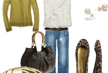 clothing ideas / by Melissa Burdette