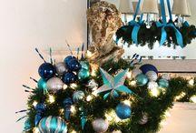 Blue christmas / by Dragica Juzbasic
