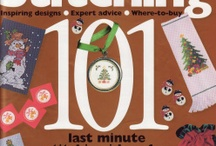 Magazines Cross Stitch English / by hester brugman