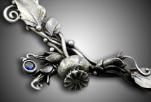 Awesome/Inspiring PMC / Metal Clay pieces/artists that I find very inspiring / by Metalmorphis Jewelry