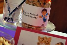Birthday party ideas / by Vicki Kramer