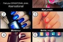 #SensatioNail Social RoundUp /  > #SensatioNail | #GelPolish | #Nails | #GelNails | #Nail | #Nailstagram | #NailsDid | #NailsDone | #NailsOfInstagram | #NailsOfTheDay | #Nails2Inspire | #PolishGirl | #Polish | #SensatioNailWoman | #SensatioNailGelPolish | #Beauty #Manicure #GelManicure                                                                         / by SensatioNail