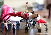 Elf on the Shelf / by Jessica Hekman
