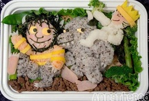 fun with lunches / by Sharon Bush