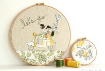 Hand Embroidery / by Threads Magazine