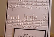 Cards-Music / by Debbie Peters