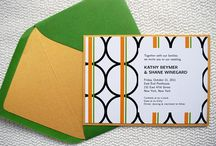 DIY Weddings & Engagements / DIY wedding ideas and free templates / by Kathy Beymer from Merriment Design