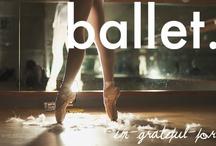 ballet / by Tina Johnson