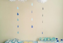 Baby (Rain) Shower / by Crystal Dunn from My Ramblings