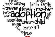 adoption / by Sidnie Schoonover