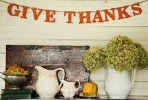 Thanksgiving / by Shannon Panisko
