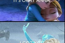 Disney Frozen / by Sheri Frame