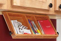 Organizing / by Donna Rowley