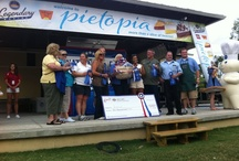 2012 Professional winners of the APC/Crisco National Pie Championships / by American Pie Council