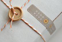 Wrapping - csomagolás / by Eva Simon