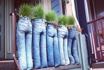 gardening ideas  / by Brittany Eric Baker