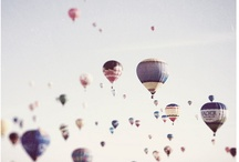 Up up away / by Kim Stewart