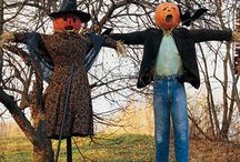 Scarecrows / by Lauren Causey