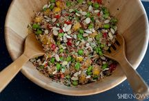 Clean Eats / by Amy Aspiras