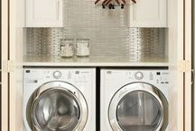 Our Forever Home - Laundry / by Mikal Hermanns