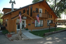Our Lodge! / by Murphy's River Lodge