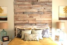 What to do with Pallets / by Mary @ At Home on the Bay