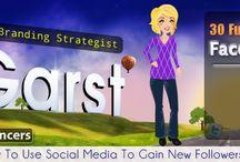 Social Media Gurus / by Shelly Sparks