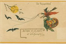 Historic Halloween / by IArtLibraries