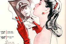 wartime / investigating women and glamour in WW2 / by Lasca Sartoris
