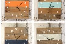 Clocks / by Jasmin Pape