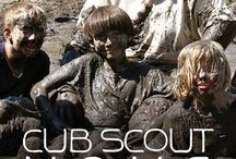 Cool Cub Scouts Inspiration / by The Cub Scouts