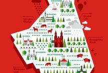 Map design / by Clarissa S