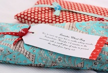 Hand Made Gift Ideas / by Lyndsey Finegan