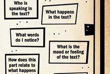 Middle School Reading / by Devon Anderson