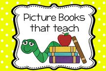 Teaching with Books / by Robin Coates
