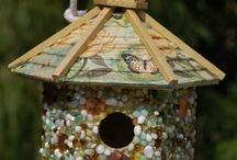 Birdhouses & feeders / by Tara Collins