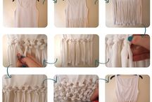 Upcycle Clothing / by Emily Balchunas