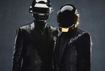 Daft Punk / Thomas Cosplay Reference / by Helen Mirabella