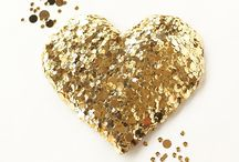 Shimmer & Shine / Gilded, sequined, glittered and sparkly DIY projects. Shine on, you crazy diamonds.  / by Creativebug