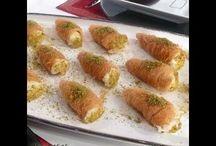 Arabic sweets  / by scarlet leo