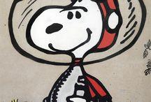 The Peanuts Gang / by Joan Gunter Lee