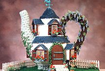 Gingerbread Houses / by Patricia Calvery