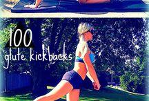 Workout / by Christina Sorenson