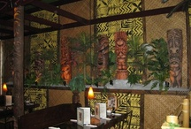 tropical decor / by Connie Feurer