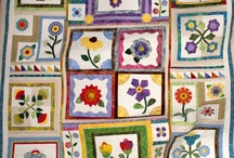 Quilts / Where I put ideas for quilts I might want to make. / by Judith Newman