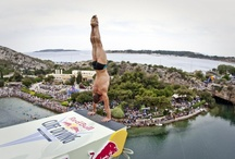 Cliff Diving / by Mandy Porter