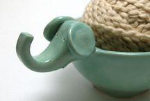 Ceramics / by Madeleine deBlois