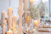 Wedding Reception Brainstorming / by Ashley Miller
