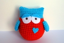 Crochet LOVE / by Mercy Rosales